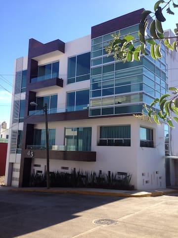 Departamentos amueblados tipo Loft, Zona Animas - Xalapa Enríquez - Loft