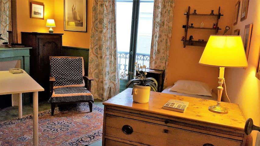 Chambre calme au coeur du 5ème - París - Pis