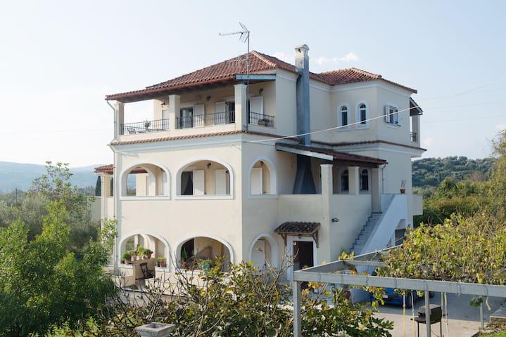 Corfu House By Beach - Acharavi - Departamento