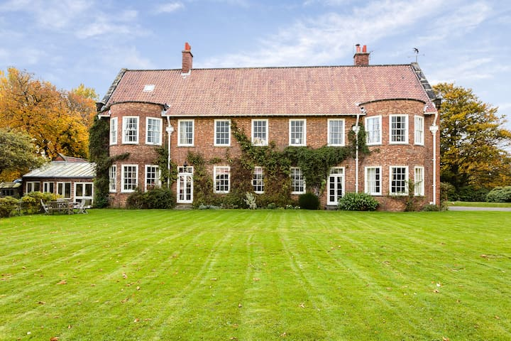 Beautiful Edwardian Country House in Yorkshire - Great Broughton - 獨棟