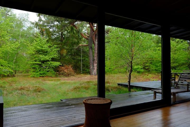 Summerhouse in Asserbo forest - Frederiksværk - Zomerhuis/Cottage