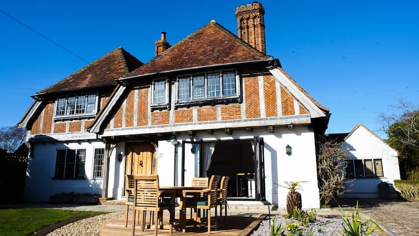 'Spindles', 2 bed house near West Wittering beach - West Wittering - Casa