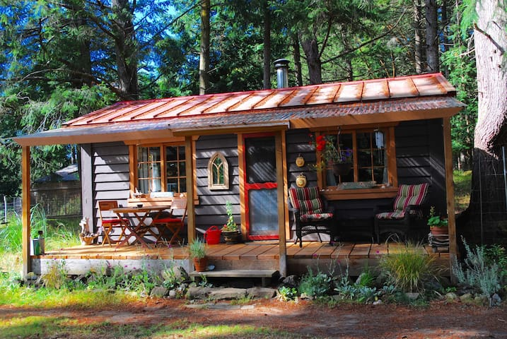 Raylia Cottage Farm Stay - Mayne Island - 小木屋