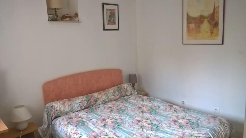 Chambres au calme avec jardin arboré - Courbehaye - Leilighet