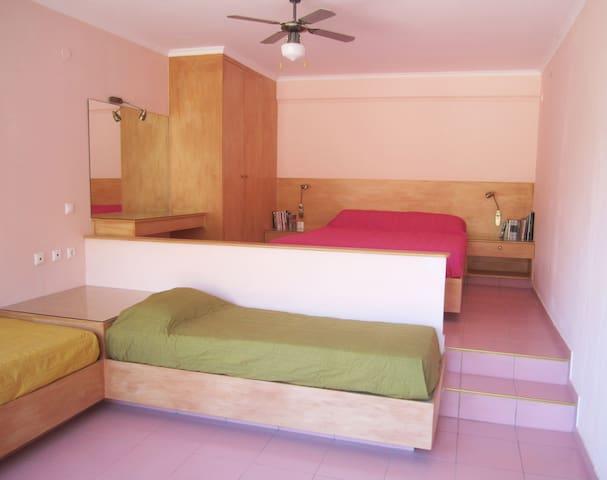 The Pink Room (Santa Xenia) - Galaxidi - Appartement