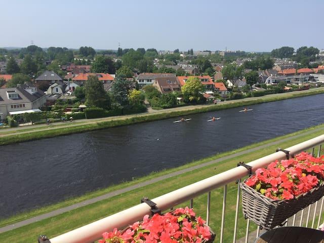 Fantastic view, lovely Leiden, historic town - Leiden - Pis