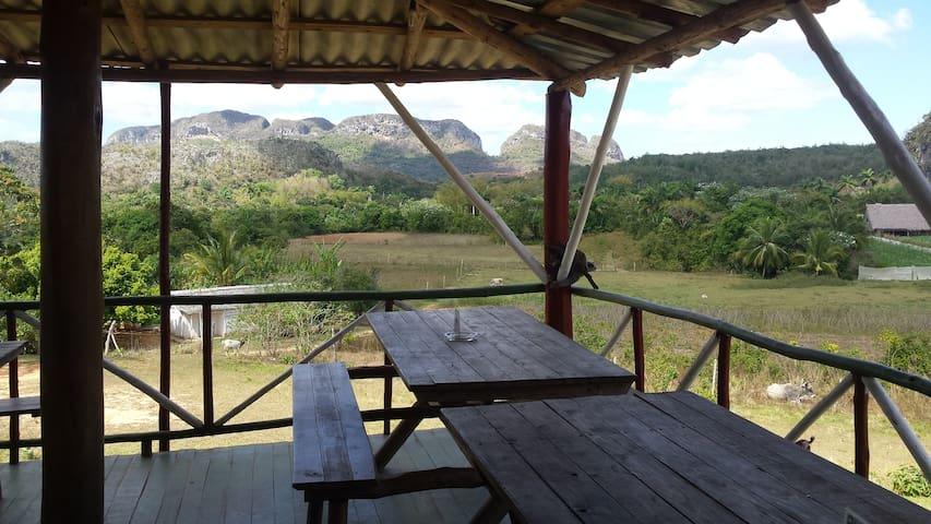 Villa Los Ñañes - Viñales - 一軒家
