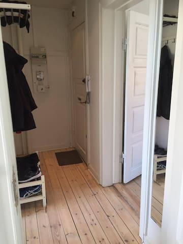 Hyggelig lejlighed i stille omgivelser - Kopenhaga - Apartament