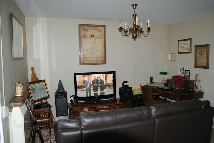TROYES bel appartement cosy fonctionnel habitable - Saint-Julien-les-Villas - Apartemen