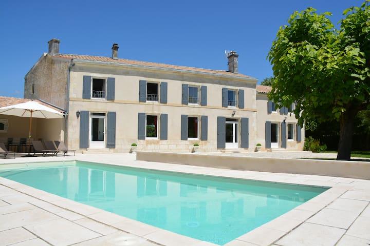 Casa - a 30 km de la playa - Saint-Georges-du-Bois - Casa