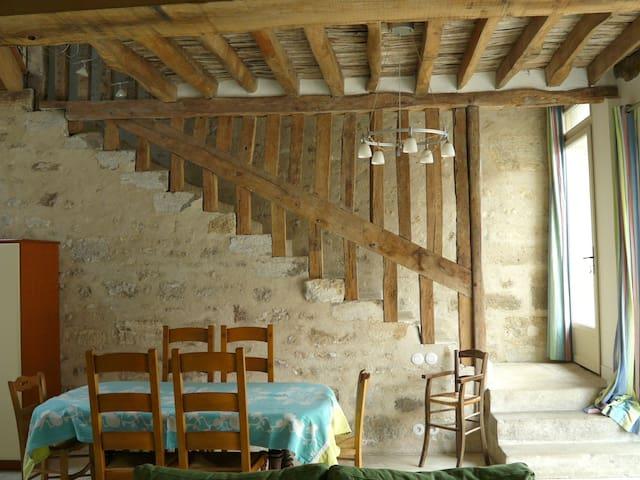 Les lattis: 3 bedrooms, 6 persons - Avernes - Ev