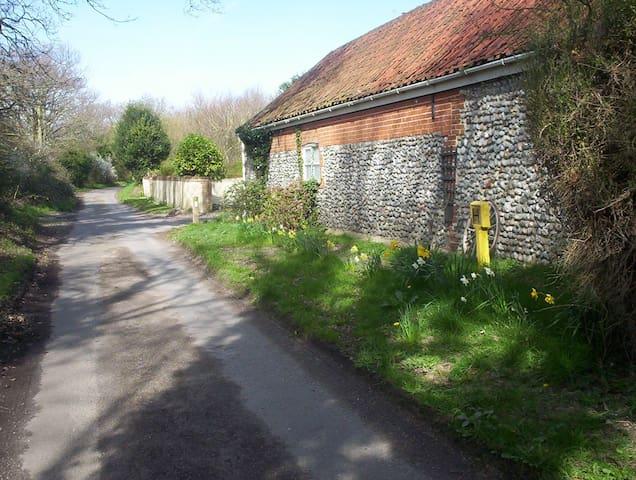 Beautiful Rural North Norfolk - Erpingham - Bed & Breakfast