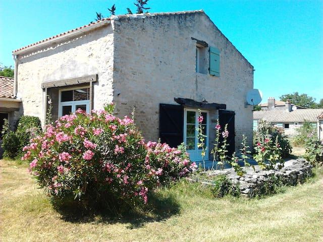 Charmante maison proche de la mer - Saint-Vincent-sur-Jard