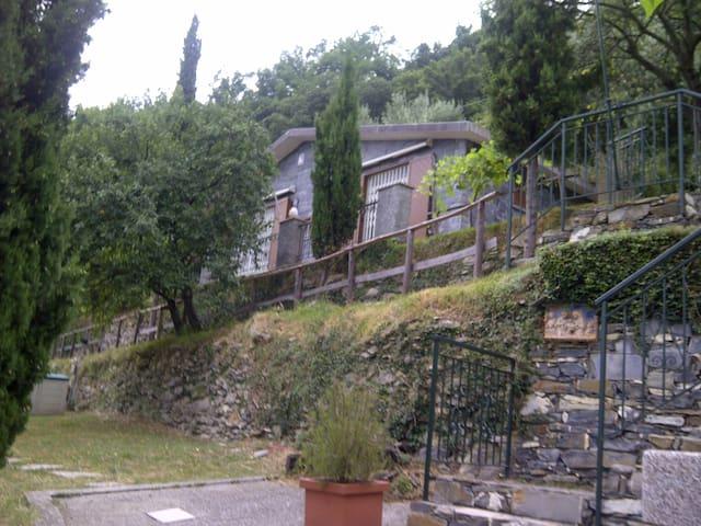 Villino Le Piane - San Maurizio di Monti - House
