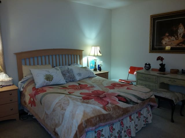 Cozy Master bedroom - Philadelphia - Lägenhet