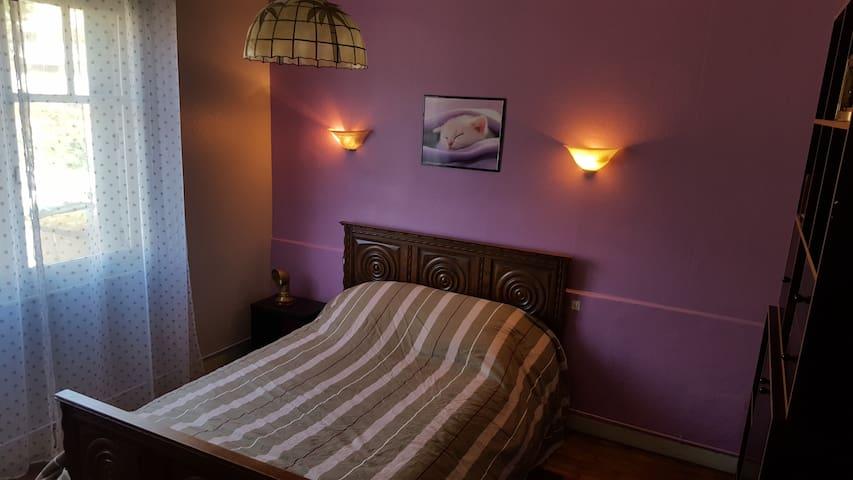 chambre privée dans maison - Saint-Brieuc - Ház