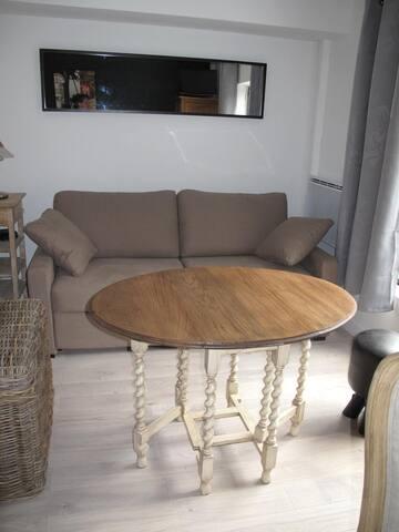 Charmant Studio - Valenciennes - Apto. en complejo residencial
