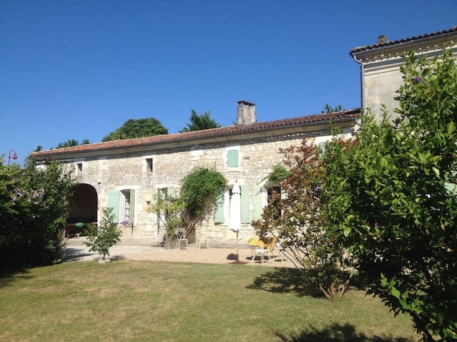 GITE in 19th C French Country house - Saint-Léger - Departamento