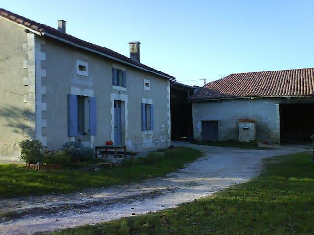 La Forêt - Ribérac - Casa