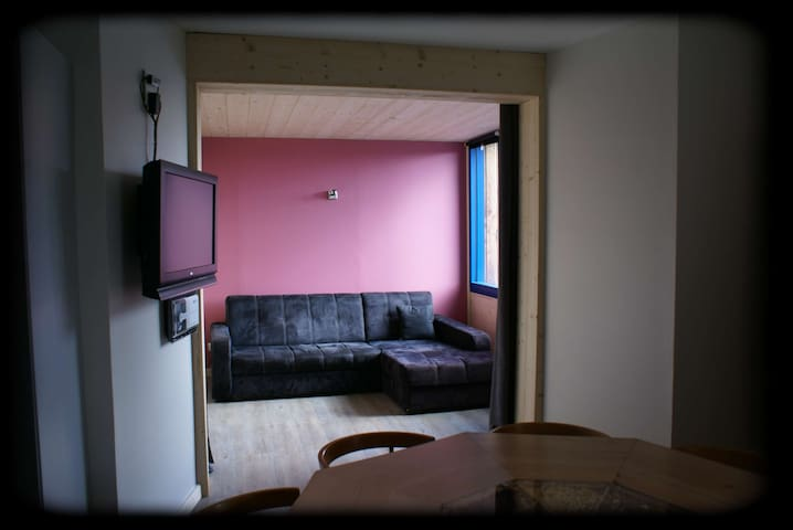 Les gîtes du Rioul : pour 6 personnes - Les Estables - Apartamento
