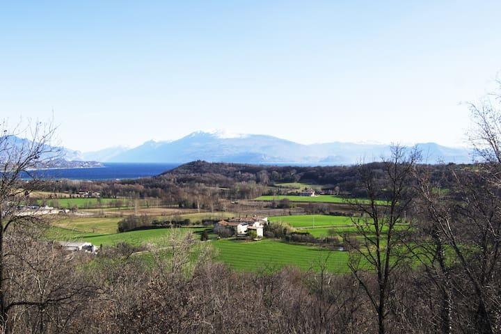 Garda lake farmhouse - Desenzano del Garda - Hus