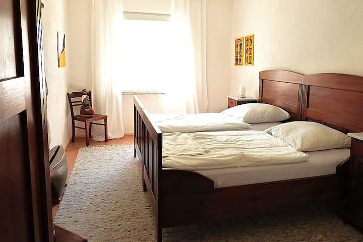 Zentral Wohnen in stilvollem Ambiente - Meerspinne - Neustadt an der Weinstraße - Appartement