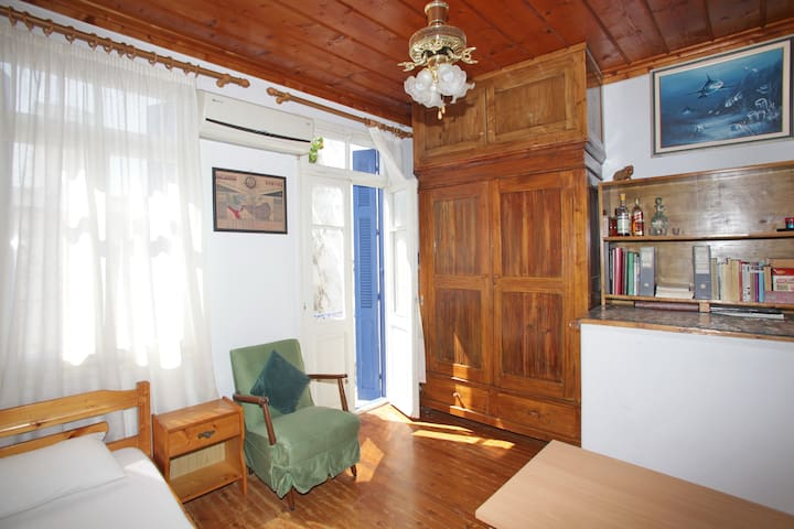 Nirvana 13, a quite house in city's centre ! - Skopelos - Ev