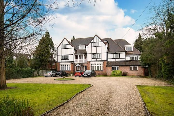 Tudor Luxury Penthouse - (35 Mins from Central) - Grande Londres - Apartamento