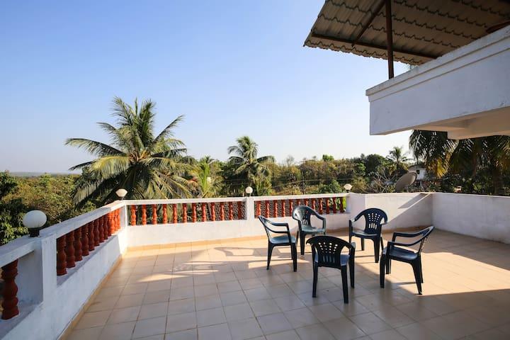 4 BHK Heritage Portuguese Villa in Aldona Goa - Aldona - 別墅