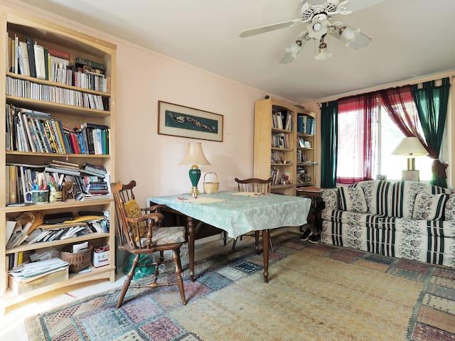 Room in Quaint Historic Townhouse  - Greenbelt - Hus