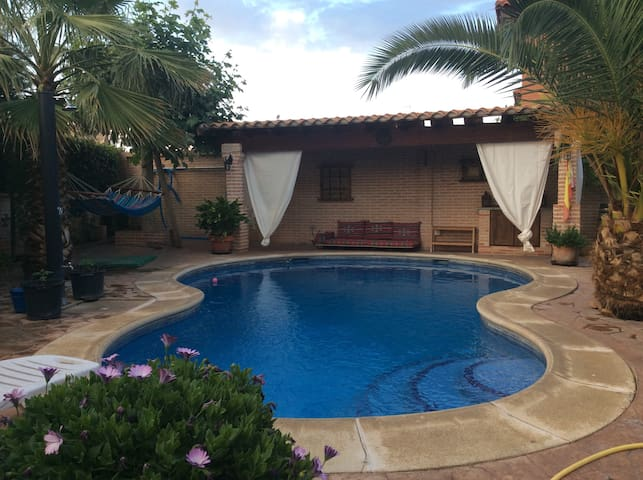 Habitación privada con baño chalet - Cubas de la Sagra - Casa
