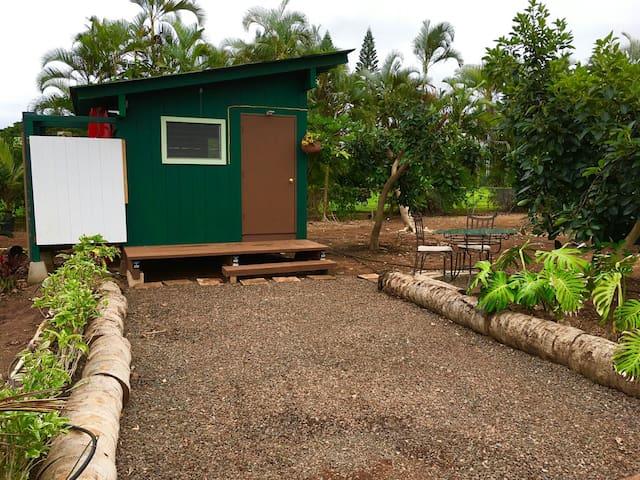 Farm Fresh Bungalow - Waialua