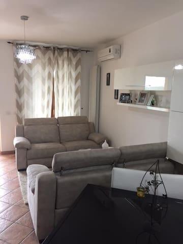 VILLETTA SERENA - Ortezzano - Huis