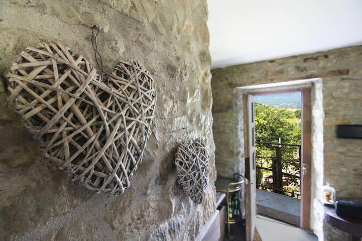 La Ca' Della Fonte (Casa) - Buzzò - Huis