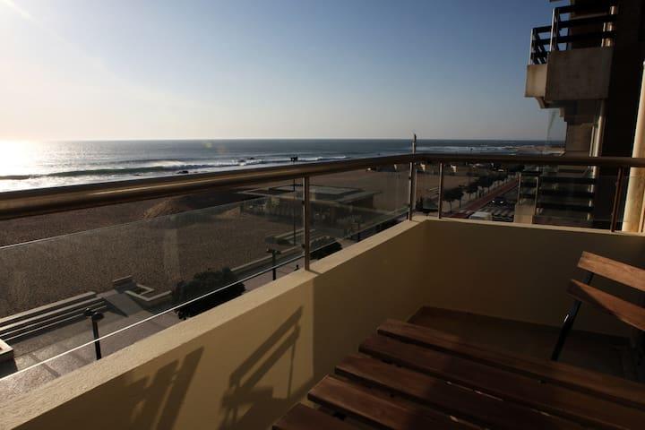 2 bedroom apartment with a view to the ocean - Póvoa de Varzim - Appartement