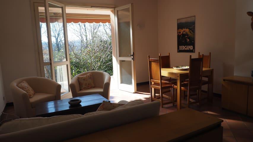Relax a due passi dalla città - Bergamo - Huis