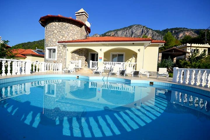 Villa Elysium - Dalaman - Daire