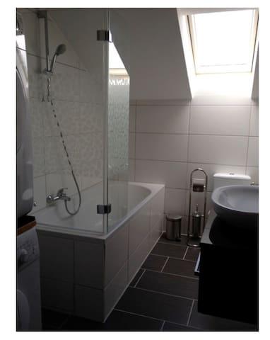 Apartment in ruhiger Lage/Westpark - Ingolstadt - Appartement