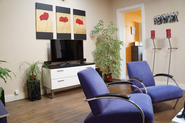 Expats place to stay (Wifi - parking) - Antwerpen
