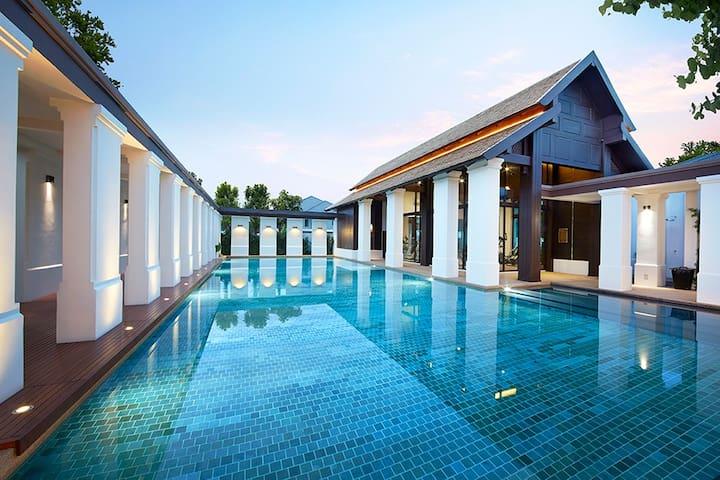 Setthasiri Sansai  高尚别墅 ,自由行包车游清迈,清莱,拜省,一次玩透透 - Chiang Mai - Dům