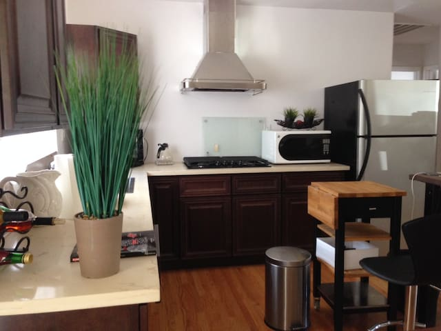 Modern and close to Mall and Downtown 1 - Sagrament - Casa