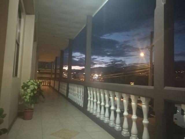 Full equipment apartment - San Isidro de El General - Huoneisto
