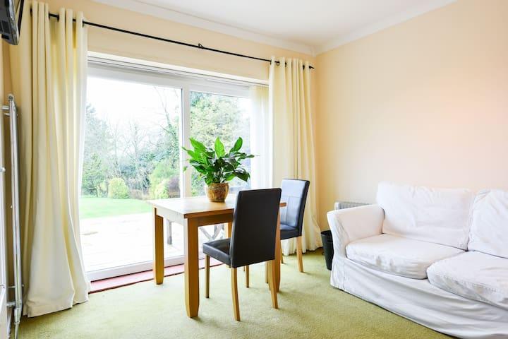 Fab Studio flat -kitchen/ensuite - Wivelsfield - Bed & Breakfast
