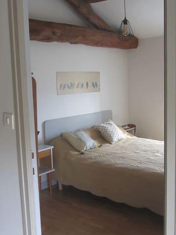Trois chambres avec petit déjeuner de 3 à 6 pers - Meux - Bed & Breakfast