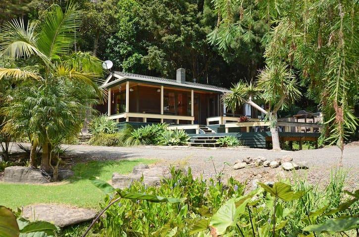 Earth Sea Gardens - Matapouri Bay - Matapouri - Huis