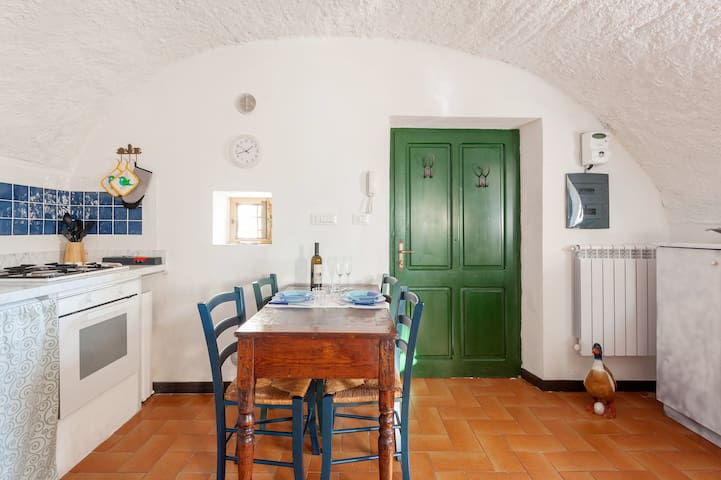 Rustico Dolce Wi-Fi and garden in Olive Grove - Lerici
