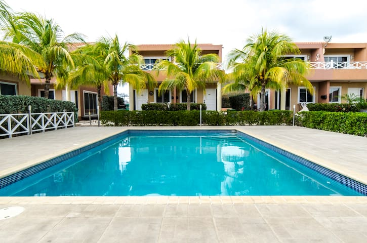Caribbean Beach Resort 11 - Willemstad - Daire