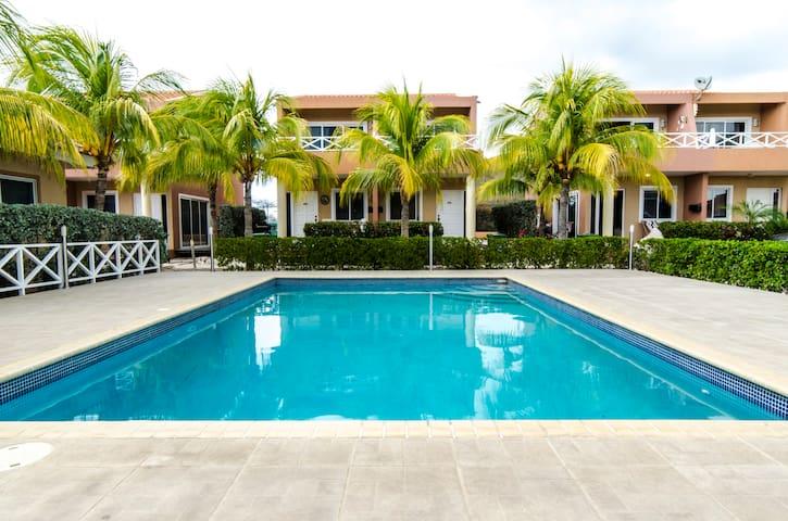 Caribbean Beach Resort 11 - Willemstad - Appartamento