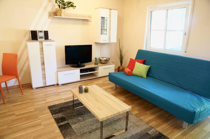 City Apartment in ruhiger Lage - Dresden - Apartemen