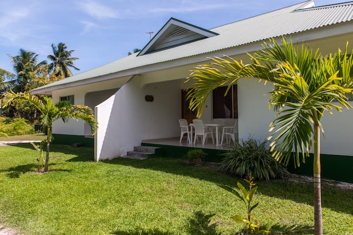 Villa Idea - Anse Kerlan - Praslin - VILLA 1 - Anse Kerlan - Villa